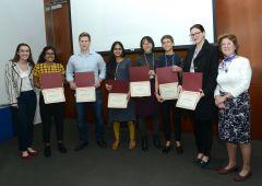 2019 International Fellows Reception